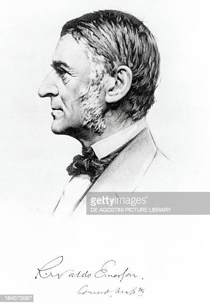 emerson philosopher essayist poet Ralph waldo emerson (1803-1882), american transcendentalist poet, philosopher, lecturer, and essayist wrote nature (1836) to go into solitude, a man needs to retire as much from his chamber as from society.