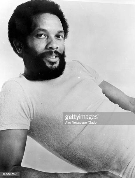 Portrait of Roy Ayers musician 1970