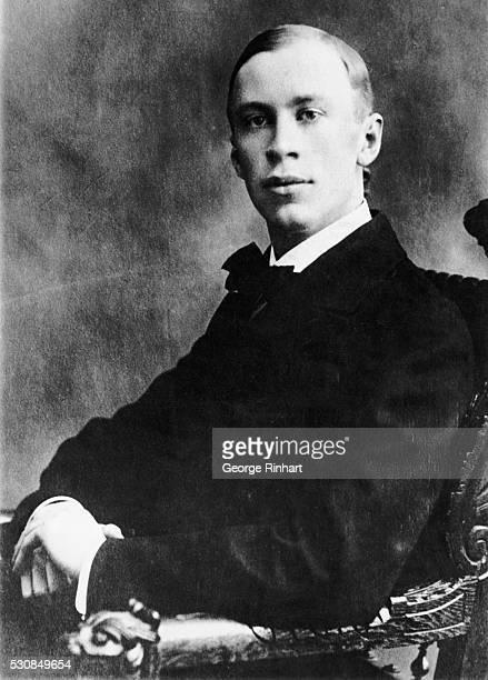 Portrait of Russian composer Sergey Prokofiev Undated photograph