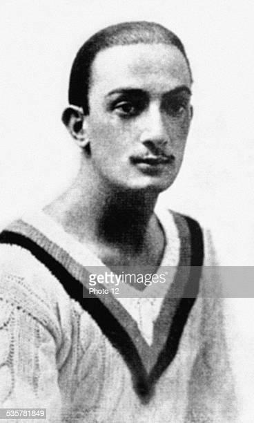 Portrait of Salvador Dali France