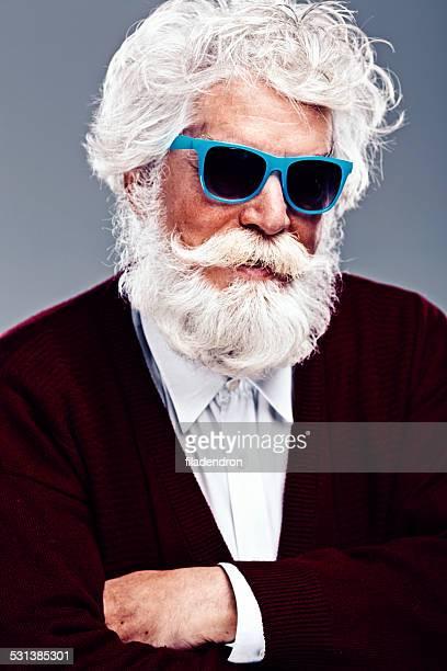 Ritratto di uomo anziano