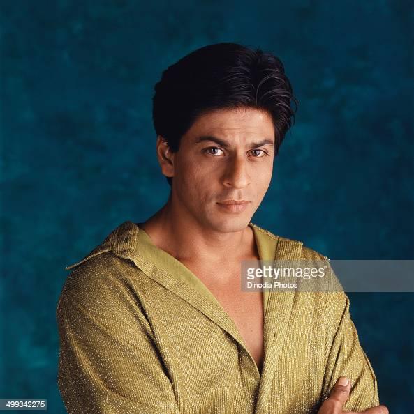 Portrait of Shahrukh Khan
