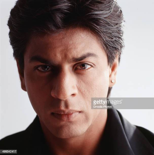 Portrait of Shahrukh Khan