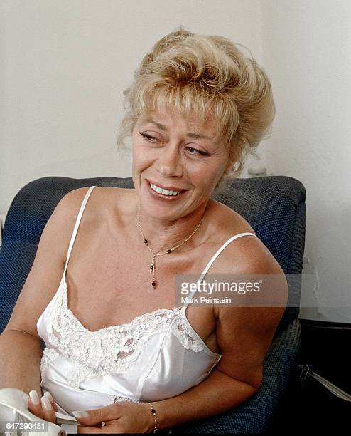 Portrait of Sherry Rowlands who as a prostitute had an affair with Democratic political consultant Dick Morris during a photo shoot and interview...