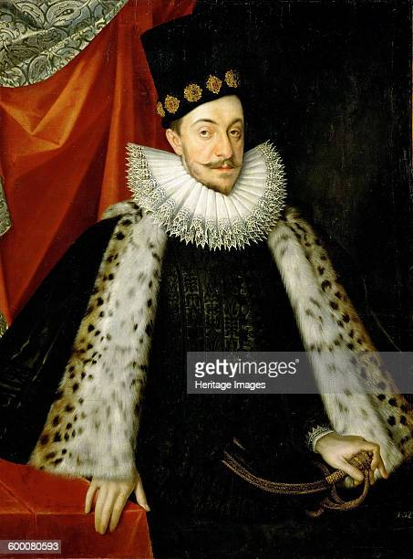 Portrait of Sigismund III Vasa King of Poland Found in the collection of Ambras Castle Innsbruck Artist Kober Martin