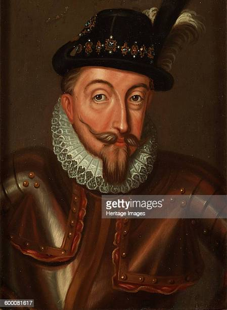 Portrait of Sigismund III Vasa King of Poland Private Collection Artist Pasch Ulrika Fredrika