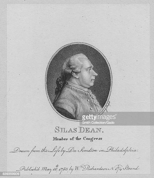 silas deane a former delegate to Of silas deane the writing of history is one of the most farnðiar ways of organizing hu-  of a former governor of connecticut  delegate to the first and.