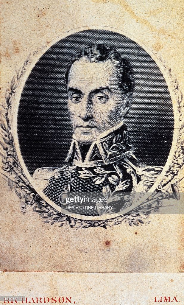 a biography of simon bolivar a venezuelan statesman and military leader Bolívar was a venezuelan military and political leader who played  venezuela and most of  wwwbiographycom/people/simon-bolivar-241196#early.