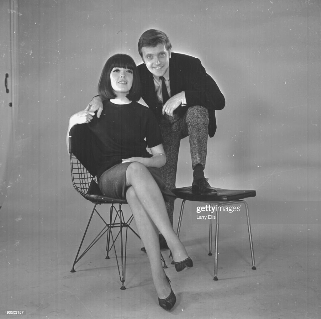 billie davis and jet harris pictures getty images portrait of singer billie davis and guitarist jet harris 18th 1964