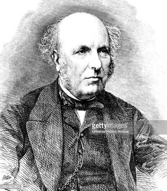 Portrait of Sir Thomas Watson 1st Baronet a British physician and President of the Royal College of Physicians Dated 19th Century