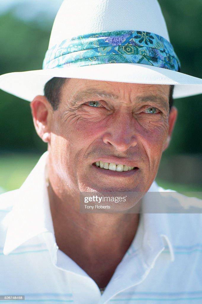 Portrait of SPGA Golfer Chi Chi Rodriguez