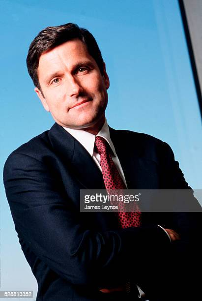 Portrait of Steve Burke the Comcast Cable President
