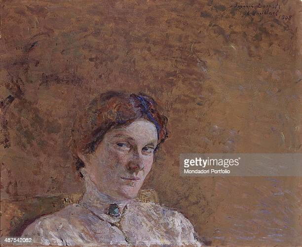 Portrait of Suzanne Desprez by Edouard Vuillard 20th Century oil on canvas France Caen Muse des BeauxArts Whole artwork view Portrait of a French...