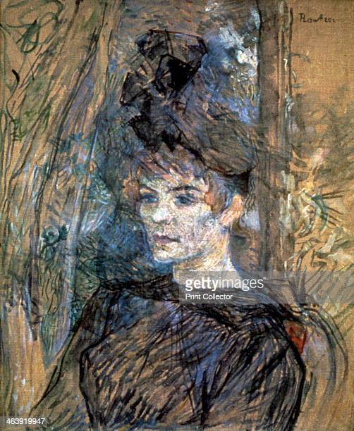 'Portrait of Suzanne Valadon' 1885 From the Glyptothek Copenhagen
