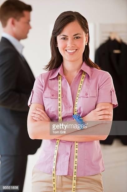Portrait of tailor