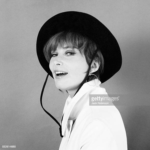 Portrait of the actress Lee Grant 1970s