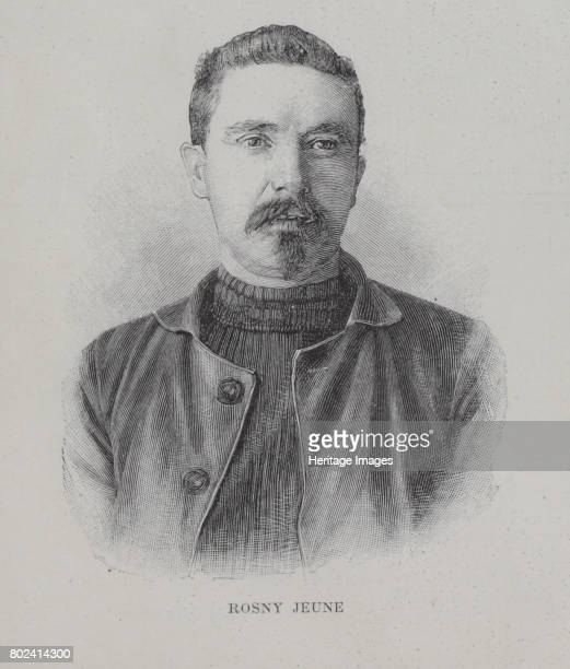 Portrait of the author JH Rosny jeune 1896 Found in the collection of I Turgenev Memorial Museum Moscow