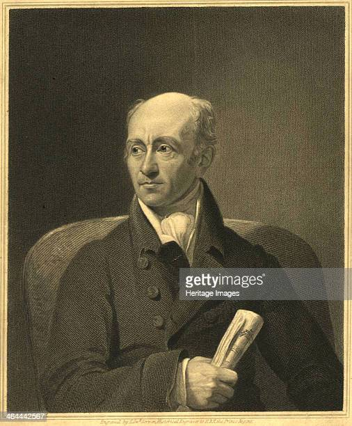 Portrait of the composer pianist and pedagogue Muzio Clementi Early 19th cen Found in the collection of the State Central M Glinka Museum of Music...