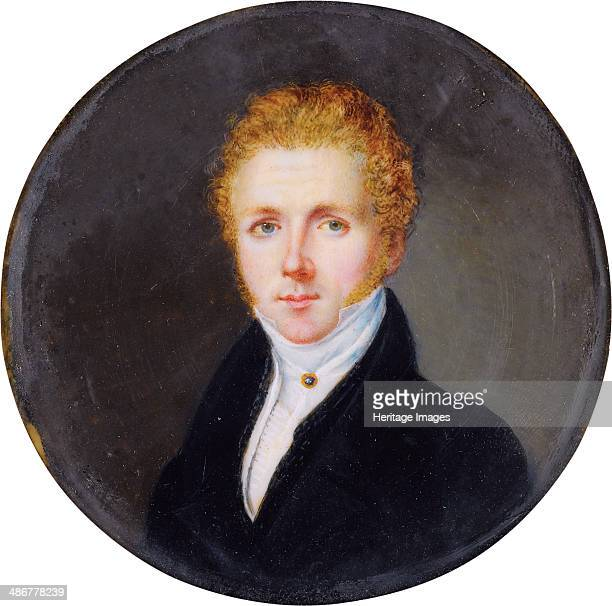 Portrait of the composer Vincenzo Bellini c 1830 Artist Anonymous