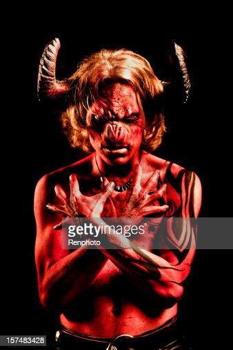 Portrait of the Devil