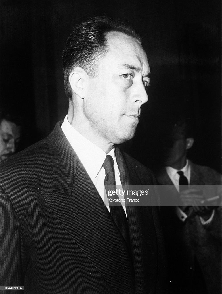 a biography of albert camus an author Albert camus, author of the stranger, on librarything.