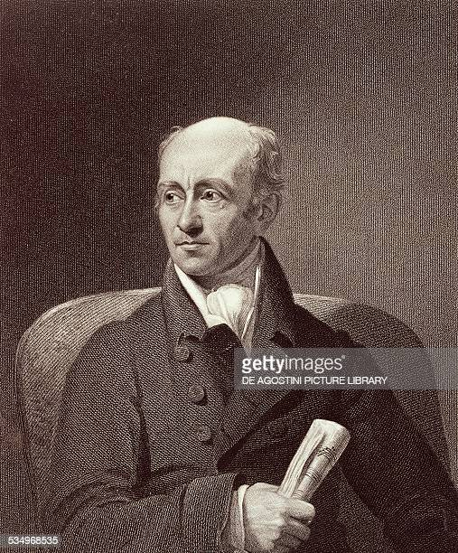 Portrait of the Italian composer and pianist Muzio Clementi engraving Italy 19th century