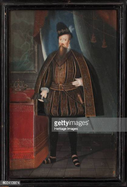 Portrait of the King John III of Sweden Private Collection