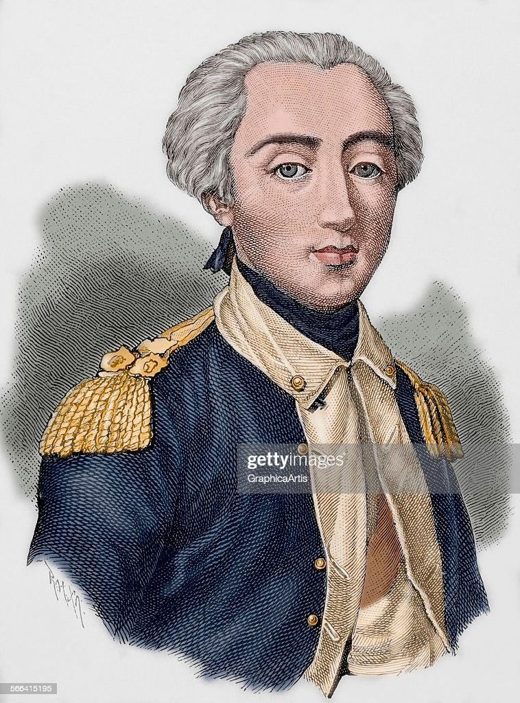 marquis de lafayette essay Lafayette college admission essay  prompt: in 1777, at the age of 19, the marquis de lafayette left a life of privilege and prestige in france and sailed to america to fight for the american revolution.
