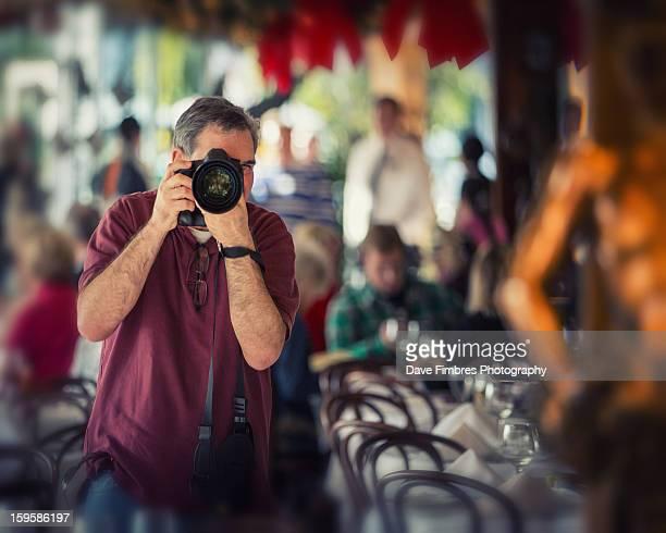 Portrait Of the Photographer.