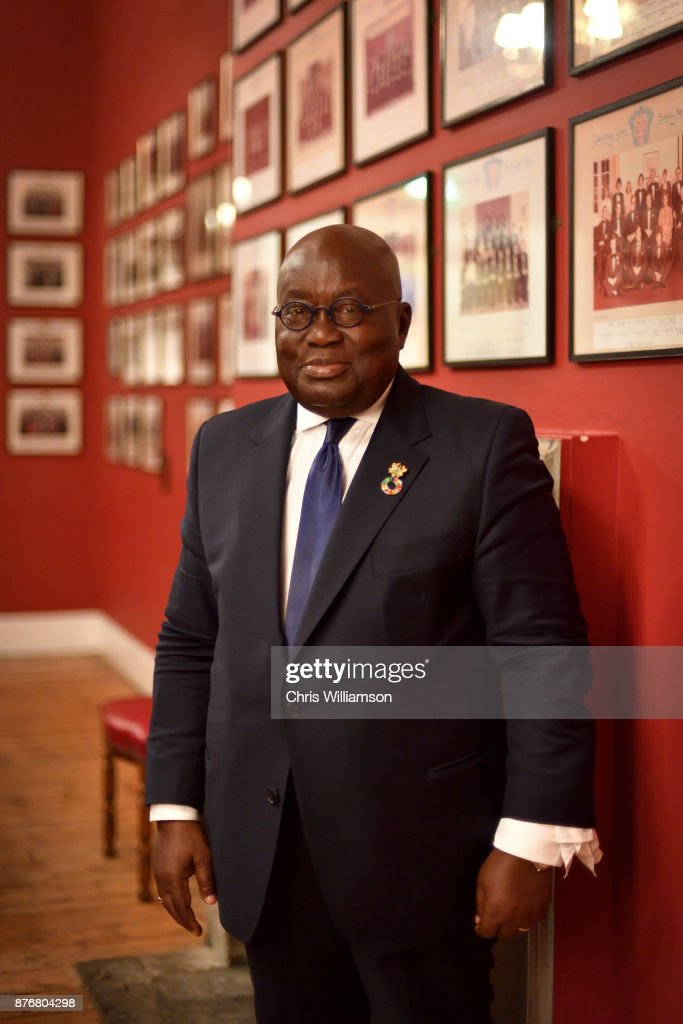 The President Of Ghana Speaks To The Cambridge Union