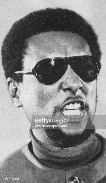 Portrait of Trinidadianborn American Civil Rights activist Stokely Carmichael 1966