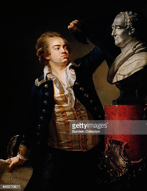 Portrait of Trophime Gerard Marquis Lally Tallendal Vindicating the Honor of His Father by Circle of JacquesLouis David