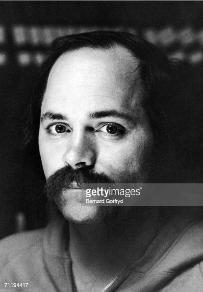 Portrait of Vietnam War veteran and antiwar activist Ron Kovic 1970s