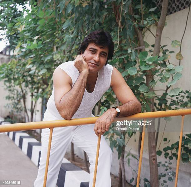 1988 Portrait of Vinod Khanna