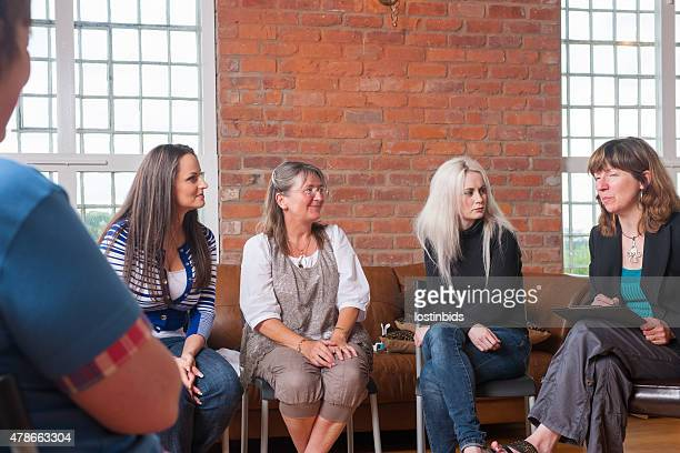 Portrait Of Women's Support Group
