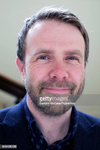 Hurley United Kingdom  City pictures : Portrait of writer Andrew Michael Hurley United Kingdom 15 May 2016