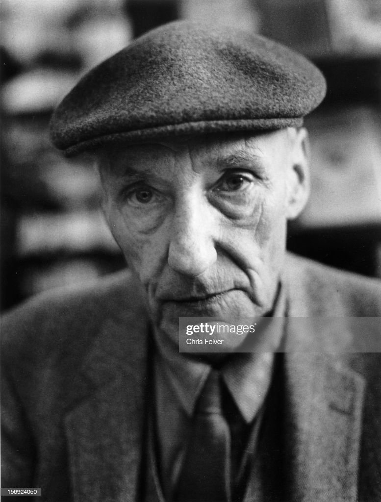 in profile new archive signing chris felver photos and images portrait of writer william s burroughs san francisco california 1982