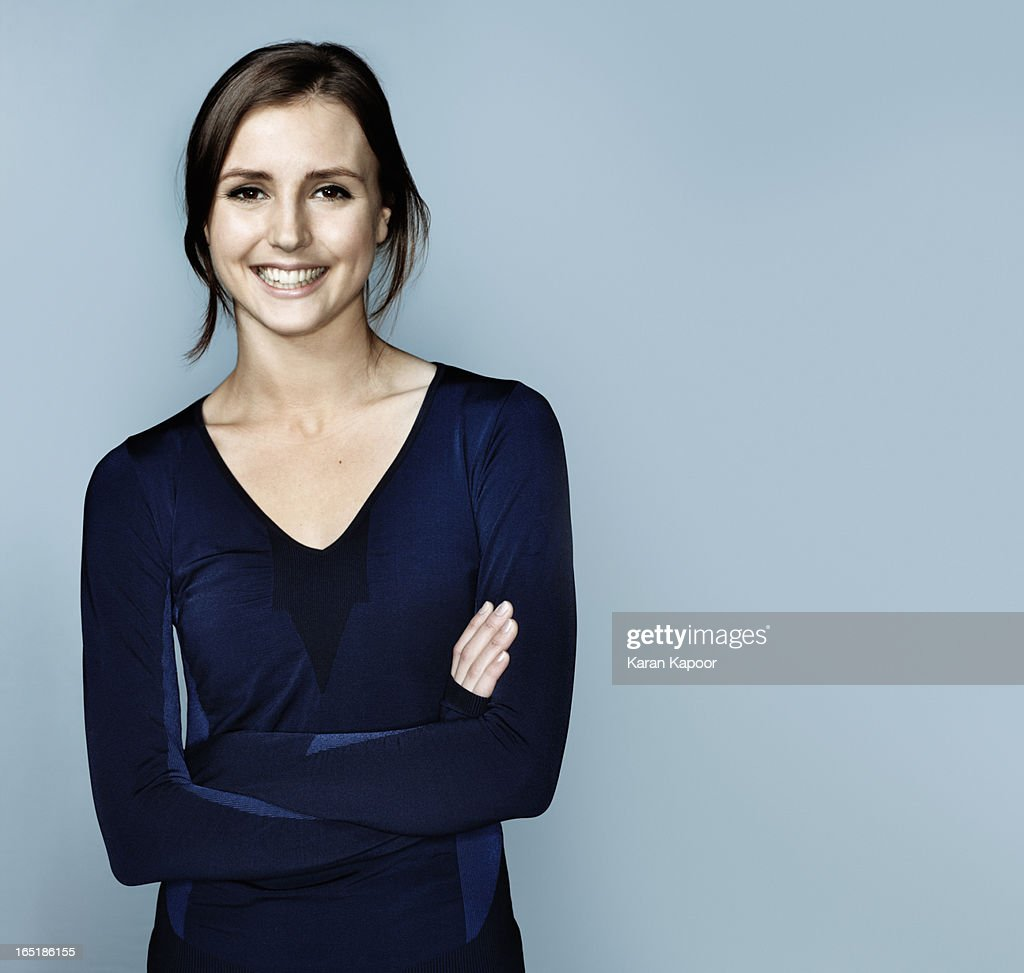 Portrait of Young Female : Stock Photo