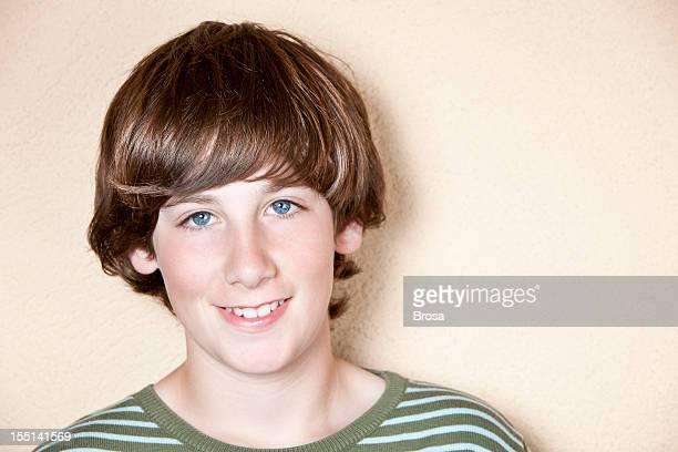 Portrait de Jeune adolescent