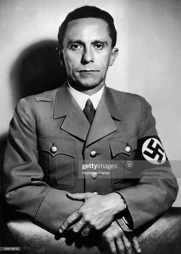 70 Years Since The Death Of Nazi Propaganda Minister ... Joseph Goebbels