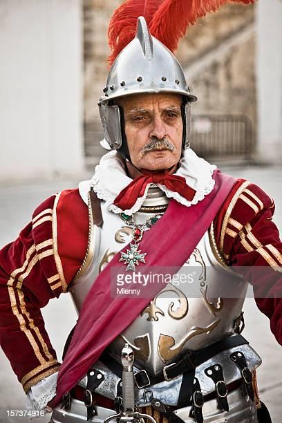Portrait Series Knight Hospitaller Malta III