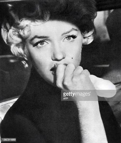 A portrait taken on December 3 1961 shows American actress Marilyn Monroe AFP PHOTO