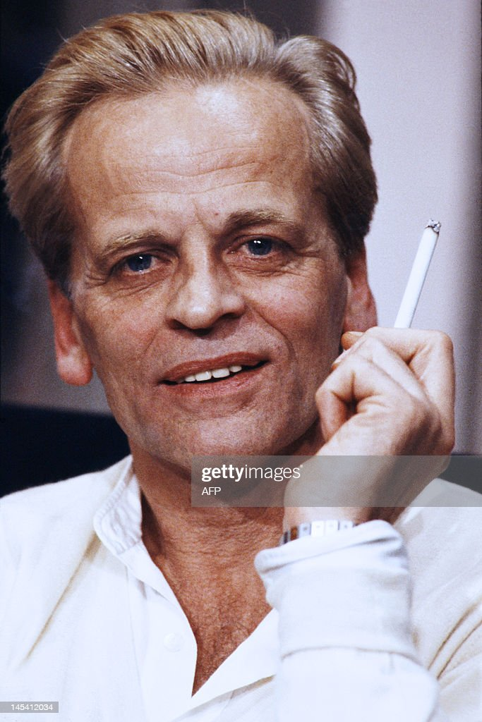 A portrait taken on July 20, 1981 shows German actor <a gi-track='captionPersonalityLinkClicked' href=/galleries/search?phrase=Klaus+Kinski&family=editorial&specificpeople=926822 ng-click='$event.stopPropagation()'>Klaus Kinski</a>. AFP PHOTO