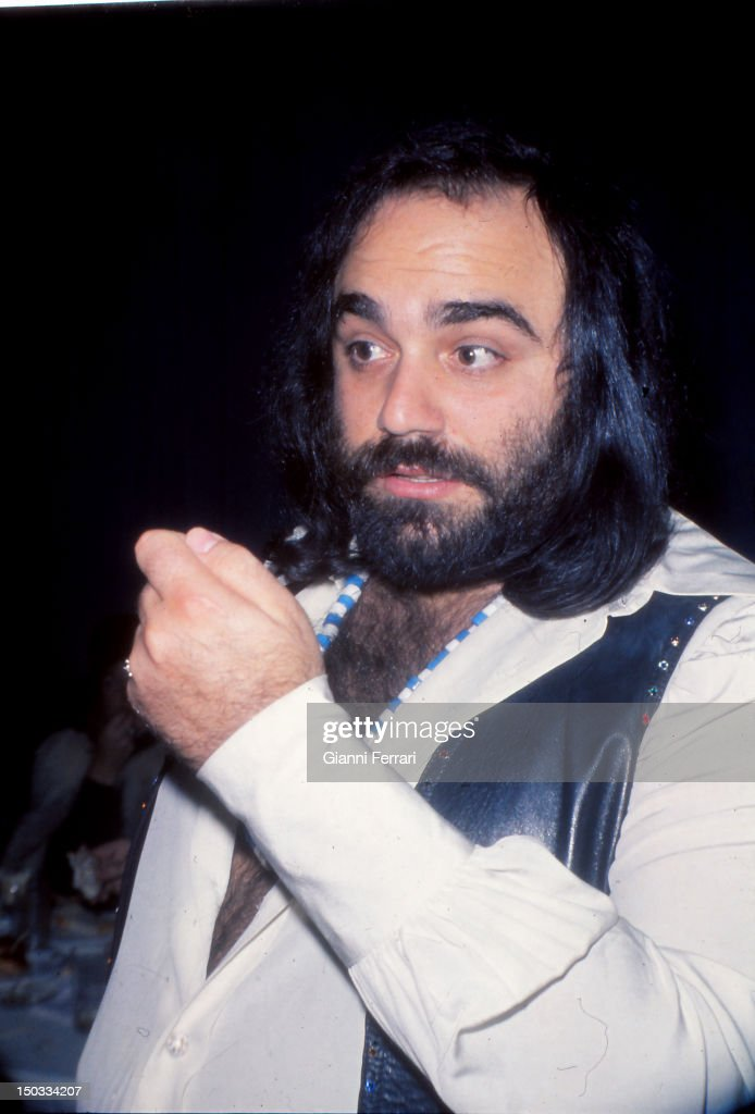 Demis Roussos On The Greek Side Of My Mind