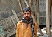Portrait: Waterproofing labour