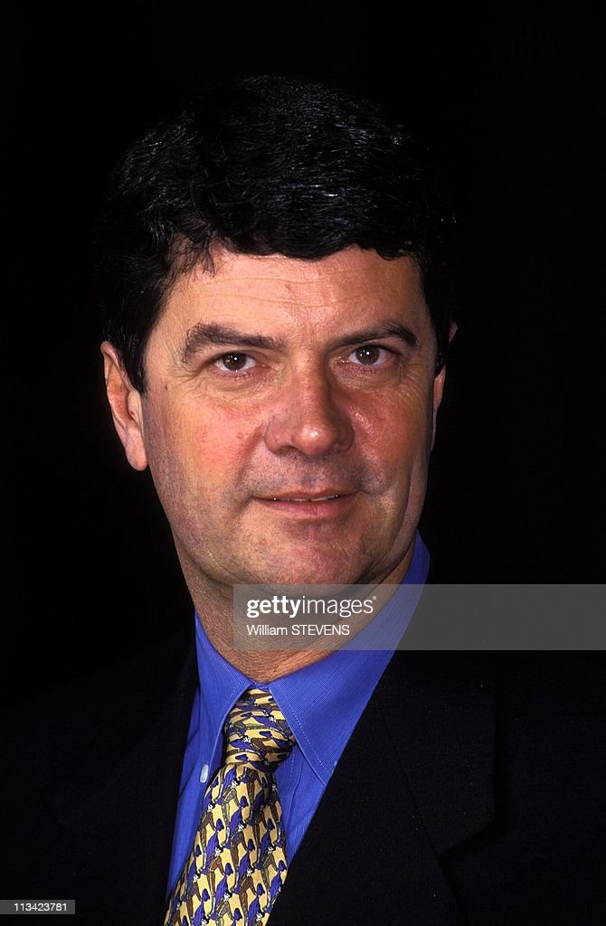 Portraits Of The Group Ceo Lvmh On March 21st 1996 In France
