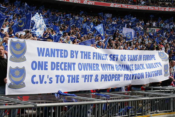 Soccer - 2010 FA Cup Final - Chelsea vs. Portsmouth : News Photo