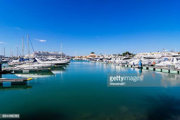 Portugal, Algarve, Vilamoura, harbour