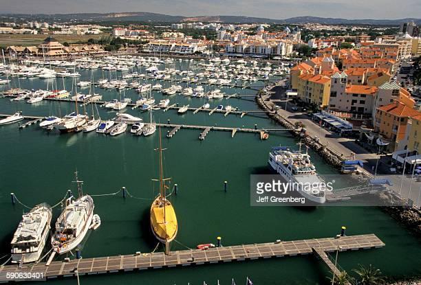 Portugal Algarve Vilamoura Marina