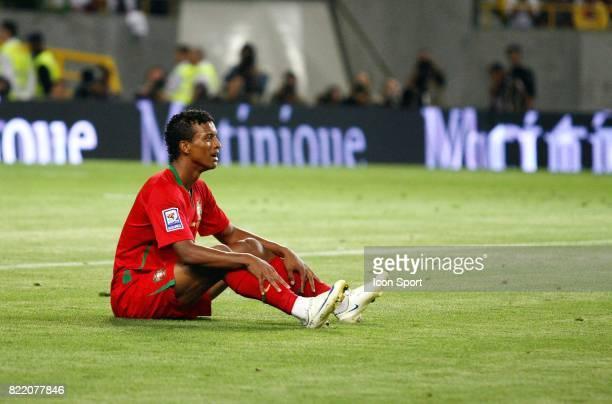 NANI Portugal / Danemark Eliminatoire de la Coupe du Mond 2010